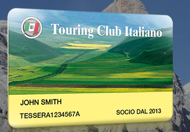 Abbonati al Touring Club Italiano