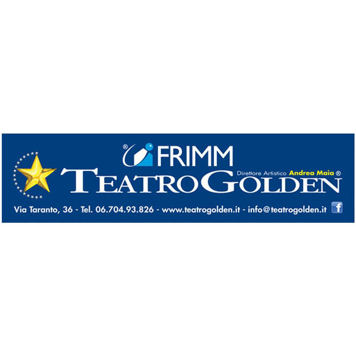 Abbonamento Teatro Golden