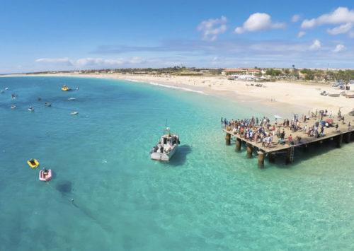 Soggiorno a Capo Verde