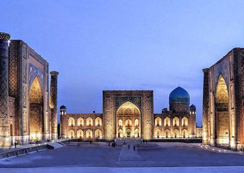 Tour dell' Uzbekistan