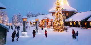 Rovaniemi – Il Villaggio di Babbo Natale
