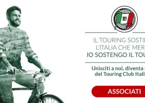 Abbonati al Touring Club Italiano – 2019