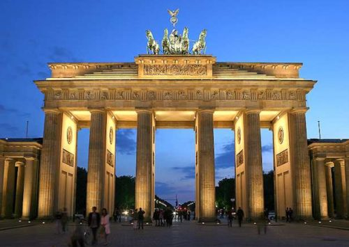 Week-end a Berlino