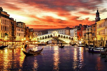 Venezia e …..