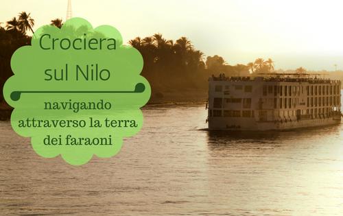 Crociera sul Nilo. Il Cairo e Alessandria d'Egitto