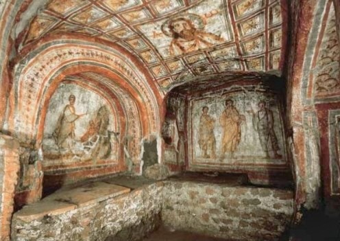 Le Catacombe di San Sebastiano