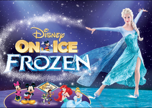 Dinsey On Ice – Frozen