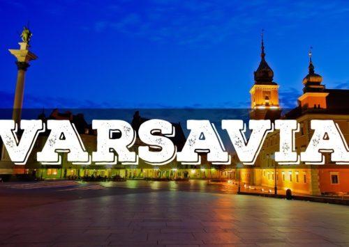 Week-end a Varsavia