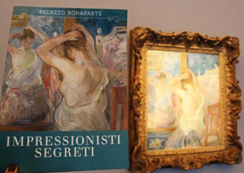 Mostra Impressionisti Segreti
