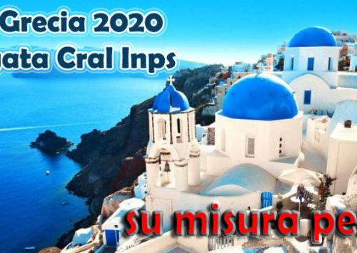 La Grecia 2020 targata Cral Inps