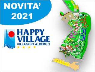 NOVITA' 2021 – HAPPY VILLAGE